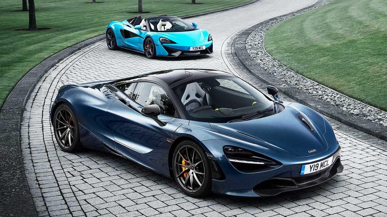 McLaren a Milano AutoClassica