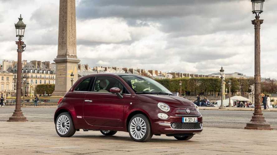 Onze ans après son lancement, la Fiat 500 réalise un nouveau record de vente