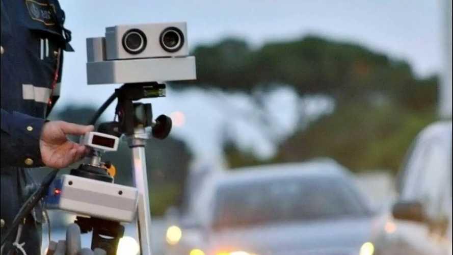 Ir a 51 km/h en ciudad supondrá multa y pérdida de puntos