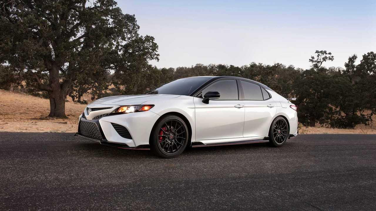 6. Toyota Camry: 176,008 Units