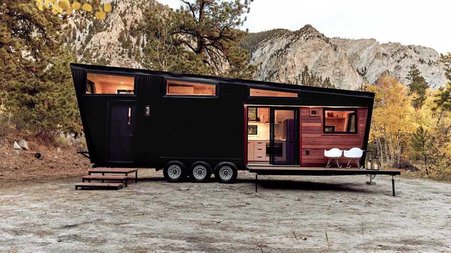Land Ark Draper, la caravana para perderse lujosamente
