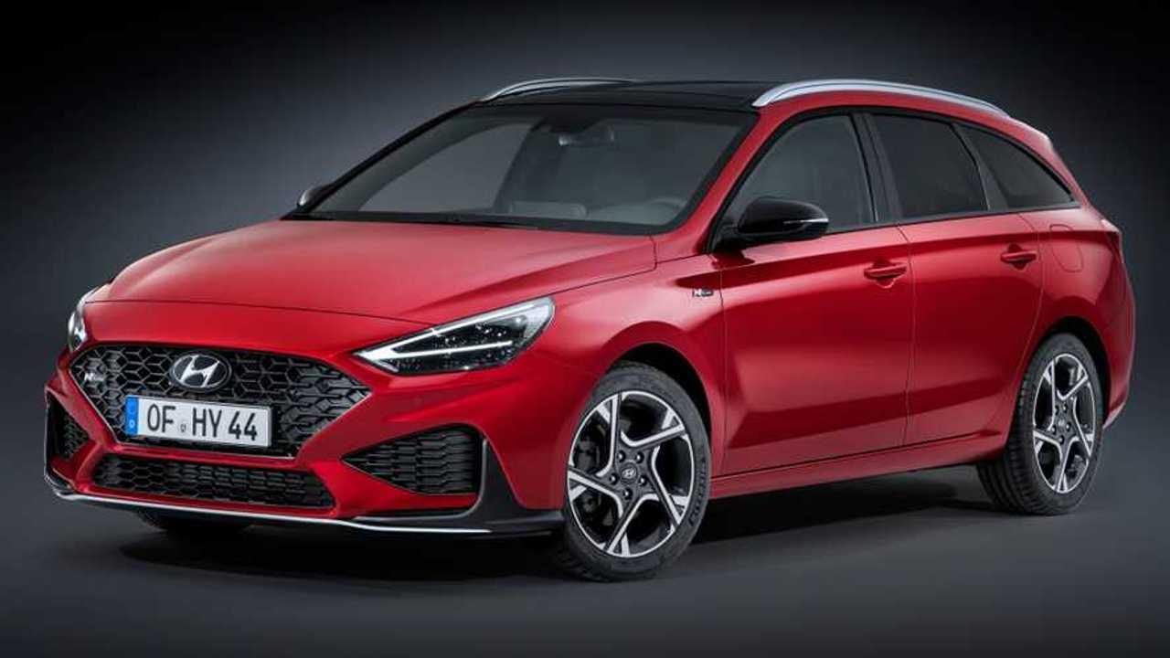 2021 Hyundai i30 facelift brings N Line wagon, 1.5 turbo engine