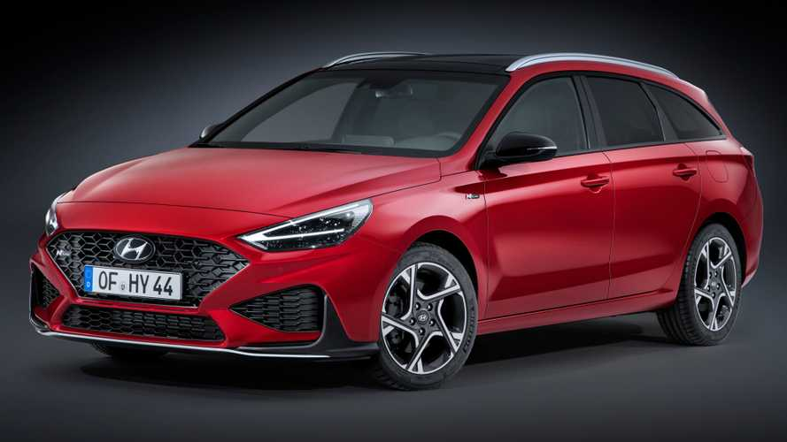2021 Hyundai i30 facelift brings N Line wagon, 1.5 turbo engine