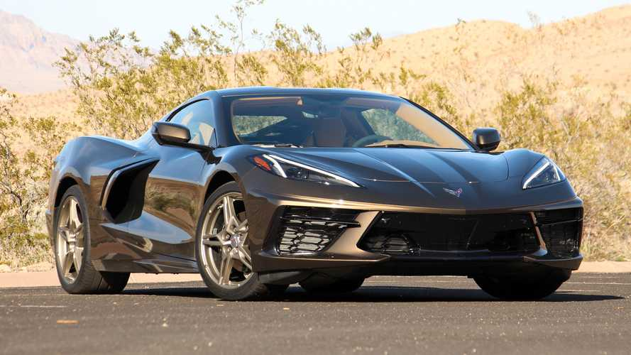 2022 Chevy Corvette C8 Colors Possibly Revealed