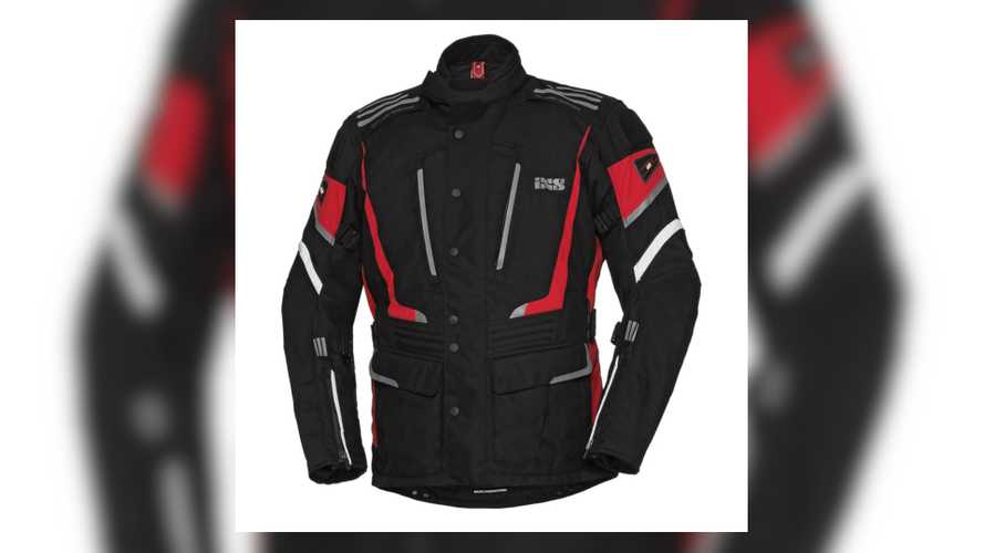 IXS Introduces New All-Weather Touring Jacket