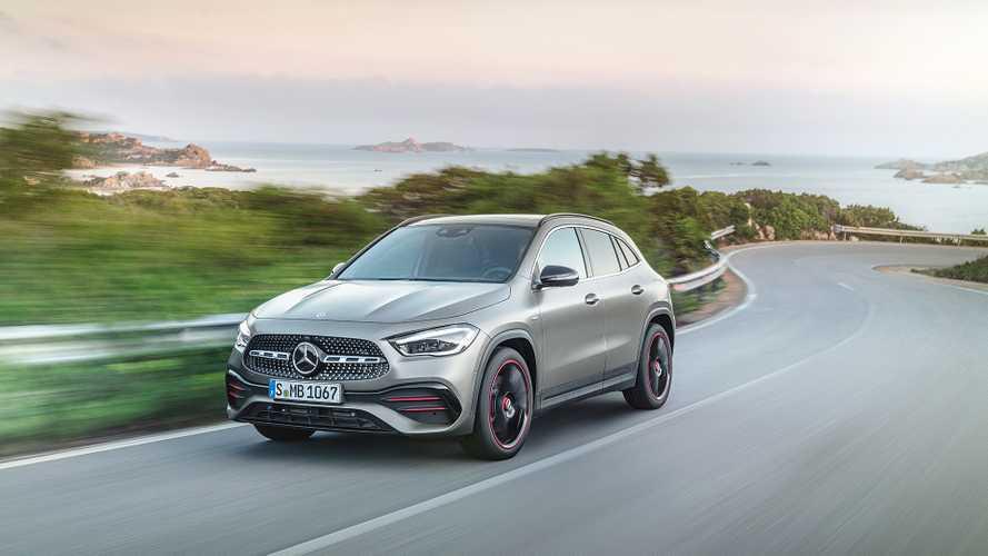 Mercedes-Benz GLA (2020) - Toutes les infos, toutes les photos