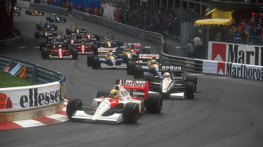 LAT Archive: Ayrton Senna's six-time Monaco GP winning brilliance