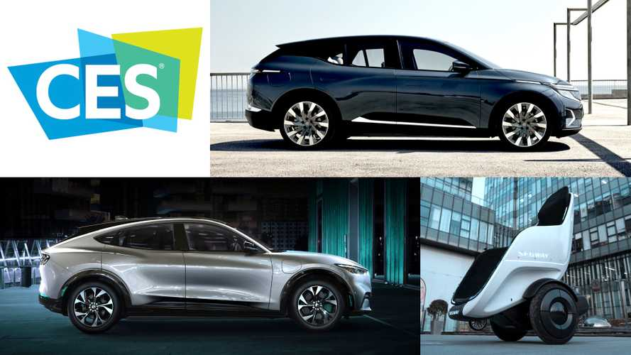 CES 2020: What Automotive Oddities You Can Expect