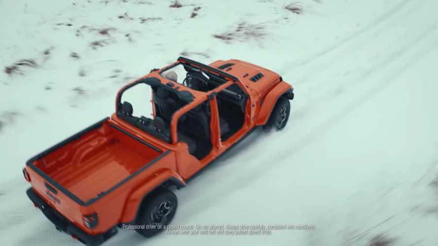 Jeep, lo spot del Gladiator con Bill Murray è il più visto sui social