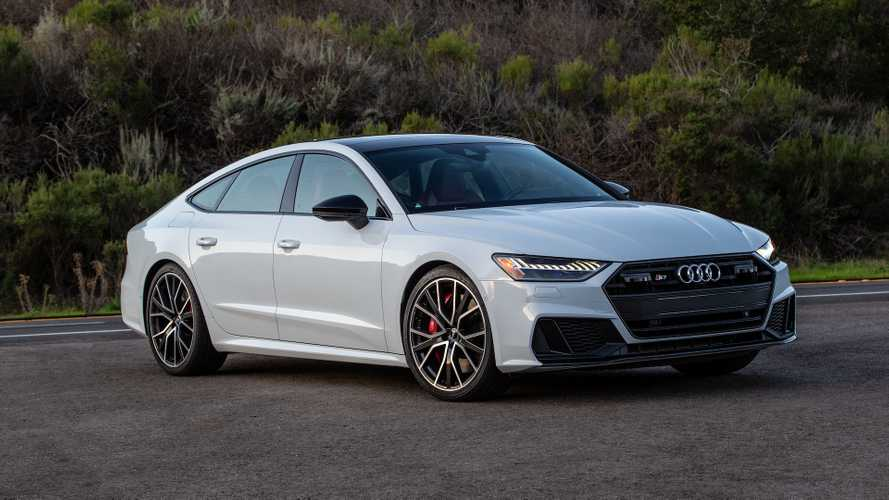 2020 Audi S7: First Drive