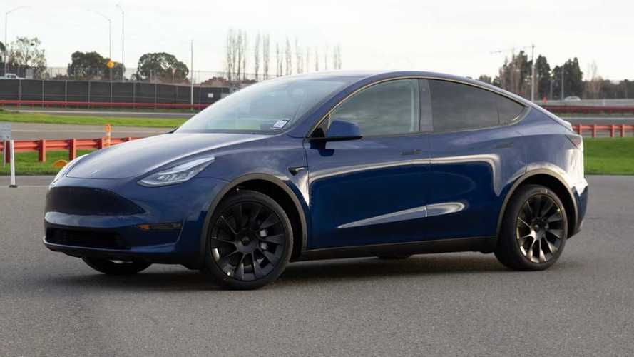Tesla Model Y Performance Gets Official 315-Mile EPA Range Rating