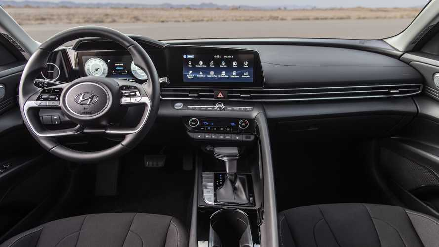 Hyundai Doesn't Copy And Paste Interior From One Car To Another