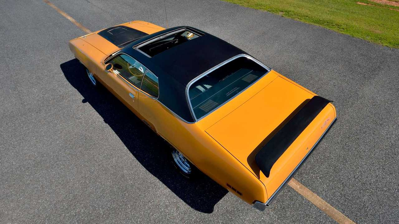 Museum-Grade 1971 Plymouth GTX Hemi Up For Grabs