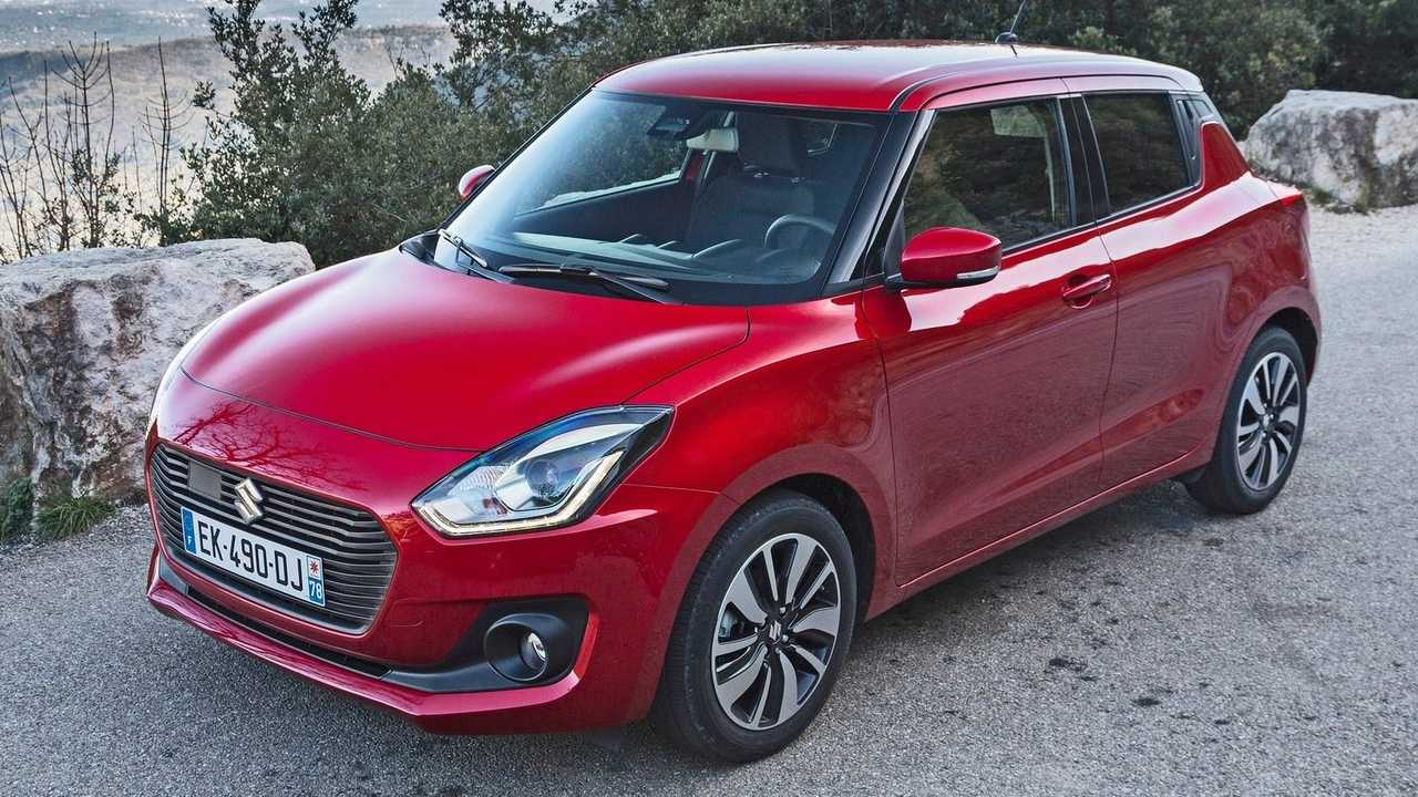 Suzuki Swift SHVS - Environ 13'000 euros