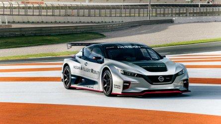 Nissan LEAF Nismo RC debuts in Europe