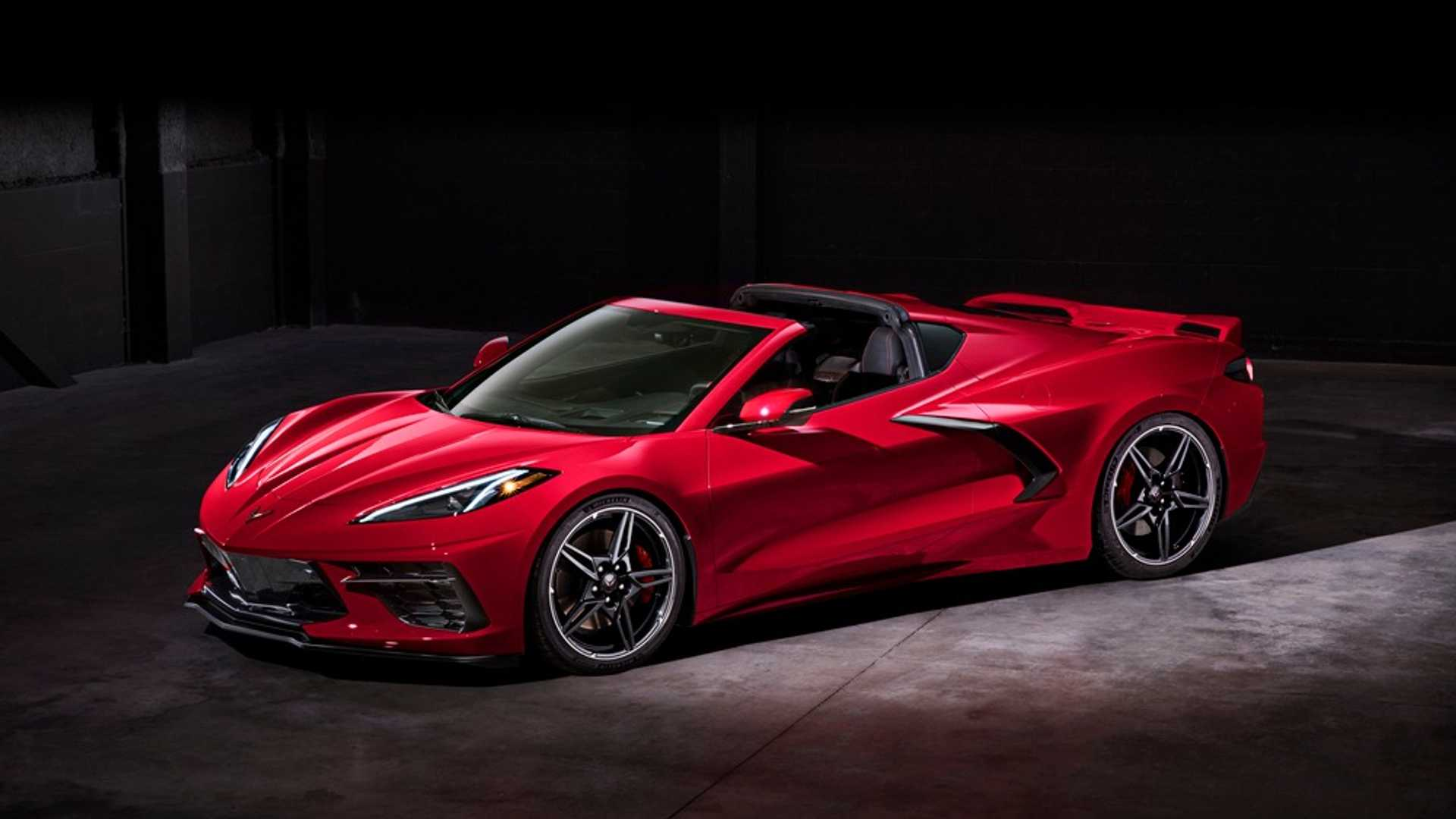 "[""Who Bought The 2020 Chevy Corvette C8 VIN 001 For $3M?""]"