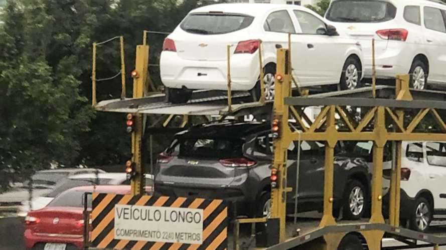 Flagra: Novo Chevrolet Tracker 2020 chega já em fevereiro
