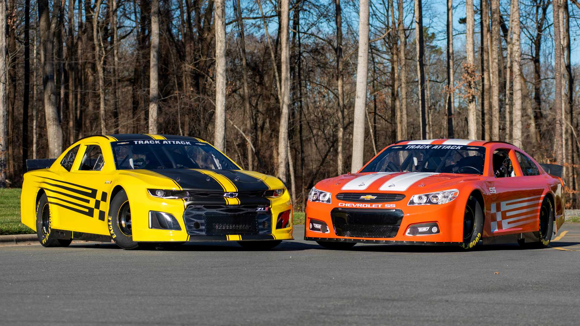 "[""Hendrick Motorsports Track Attack""]"