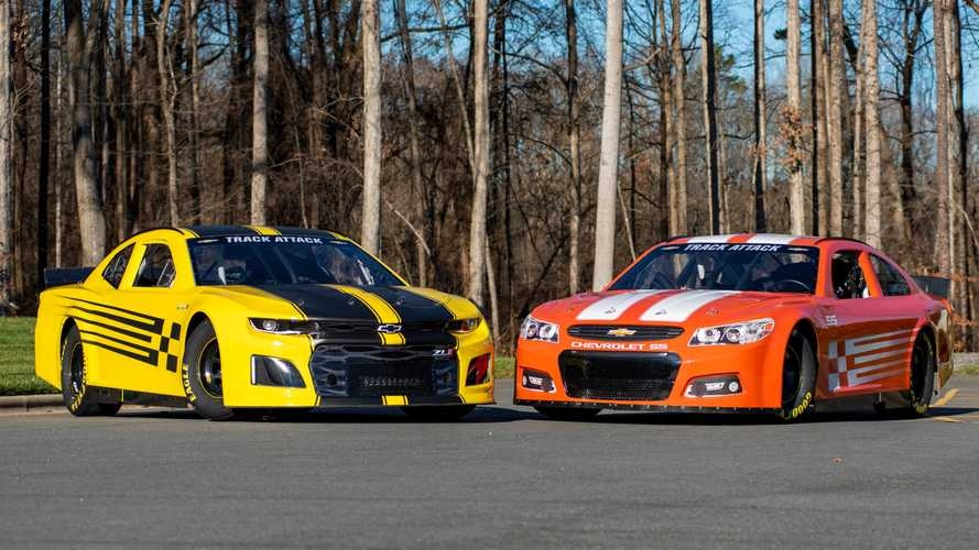 Attack The Track In A New Hendrick Motorsports NASCAR Cup Car