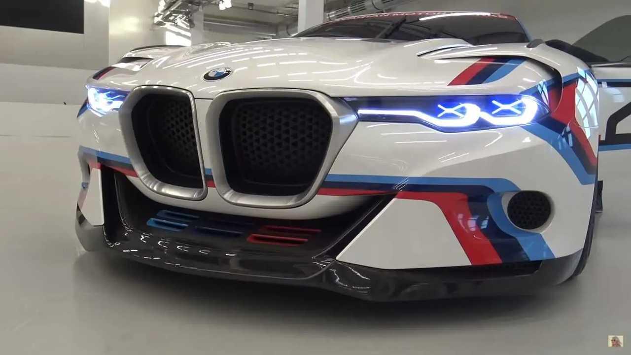 BMW 3.0 Csl >> Bmw 3 0 Csl Hommage R Screenshot Motor1 Com Photos