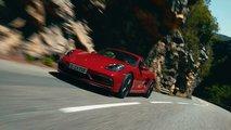 Porsche 718 Cayman GTS 4.0 and Porsche 718 Boxster GTS 4.0