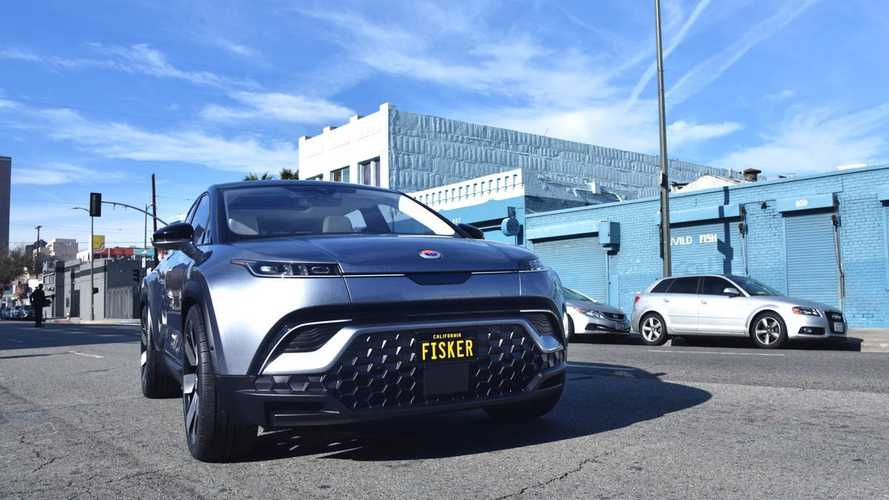 Fisker, Ocean isimli SUV'sinin üretimini Avusturya'da yapabilir