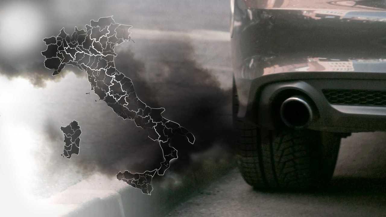 Inquinamento Copertina