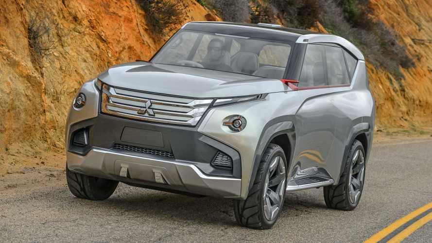 Mitsubishi Pajero Full terá enfim uma nova geração, e com DNA Nissan
