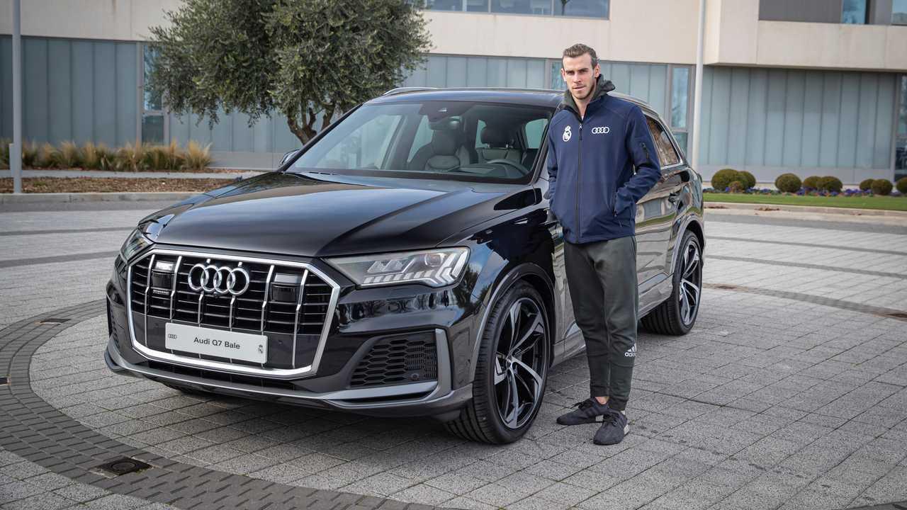 Gareth Bale - Audi Q7