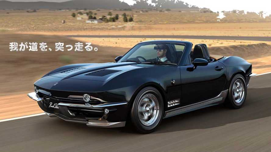 Japan's Miata-Meets-Corvette Mitsuoka Rock Star Is Sold Out