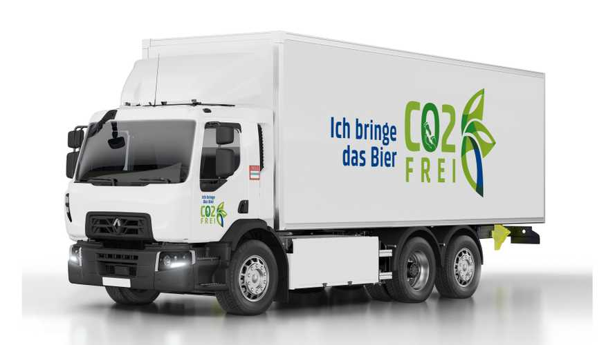 Renault Trucks To Deliver 20 Electric Trucks To Carlsberg Group