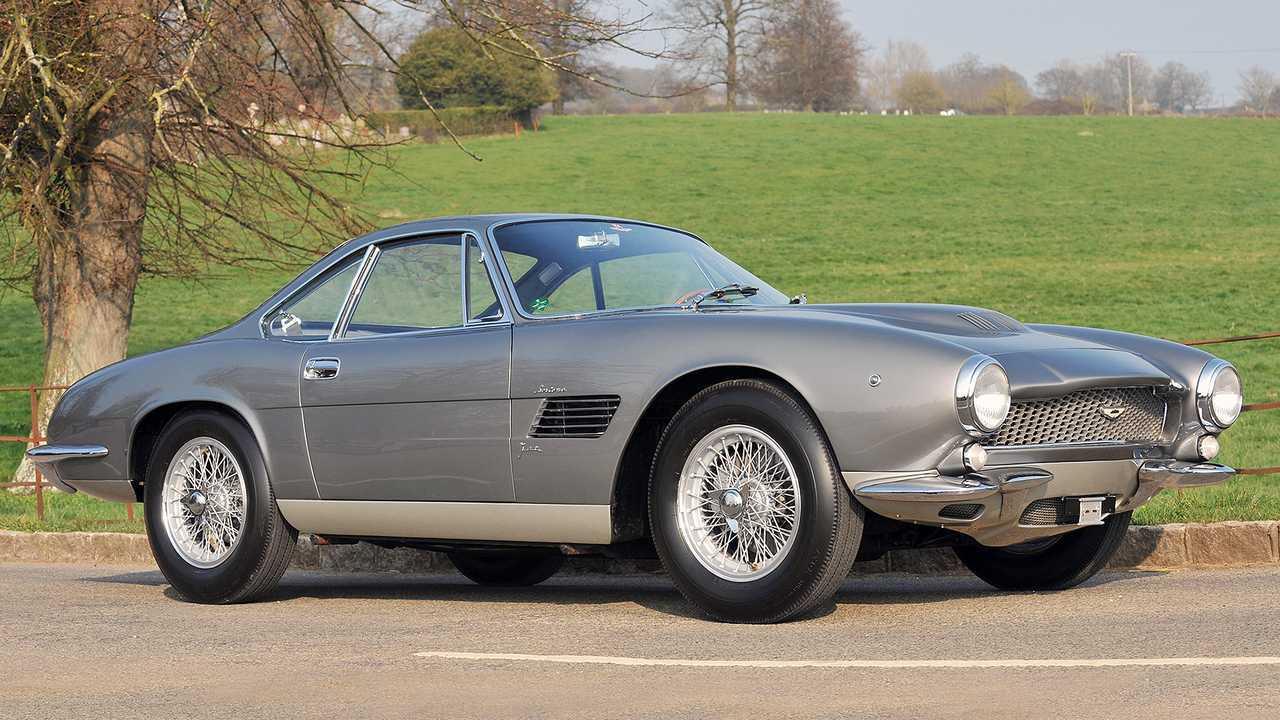 Aston Martin DB4GT 'Jet' (1960) - 3,8 миллиона евро