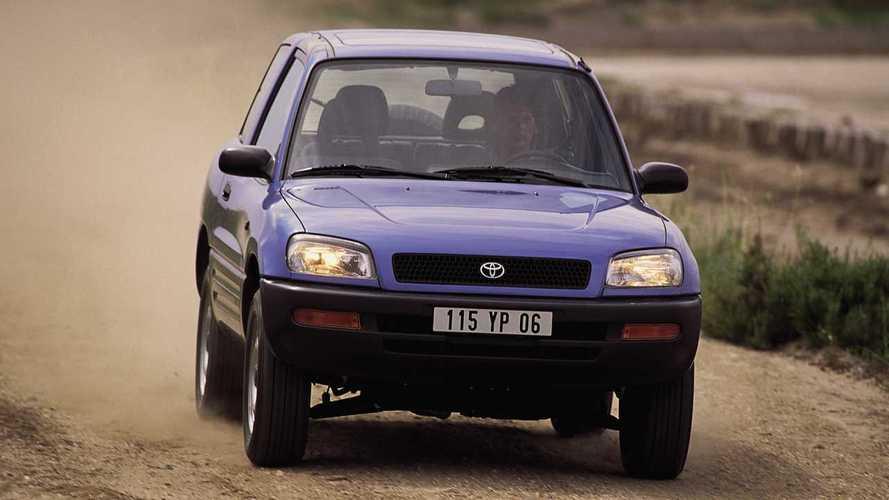 El Toyota RAV4 supera los 10 millones de ventas