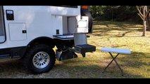 Mercedes-Benz Clase G camper de EarthCruiser