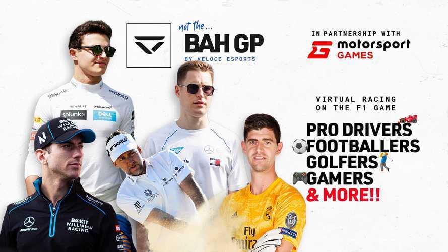 #NotTheGP, il GP virtuale di Motorsport Games e Veloce eSports