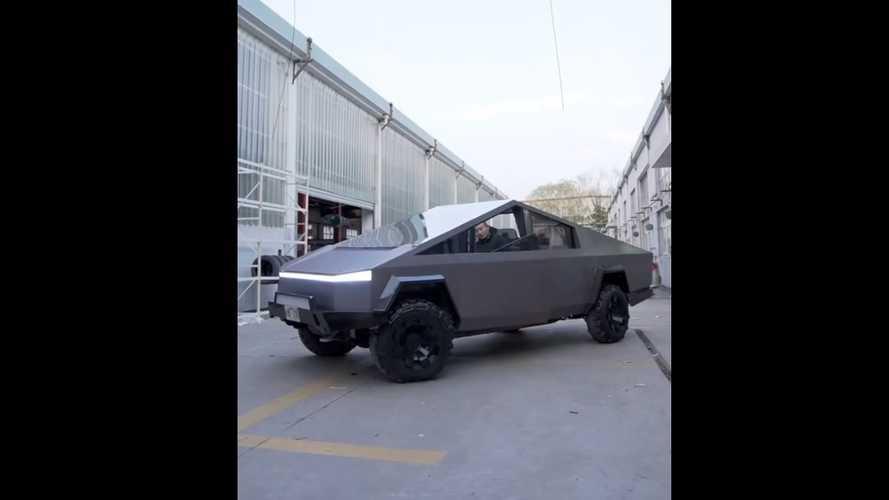 Les Chinois ont aussi leur Tesla Cybertruck