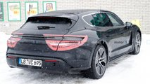 Porsche Taycan Cross Turismo new spy photos