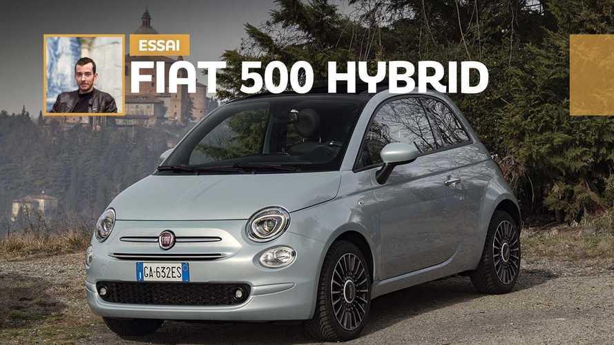 Essai Fiat 500 Hybrid (2020) - Est-ce vraiment nécessaire ?