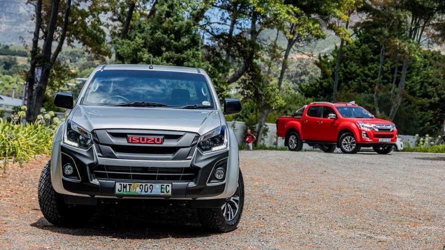 Isuzu D-Max, il nuovo cambio automatico debutta in Sudafrica