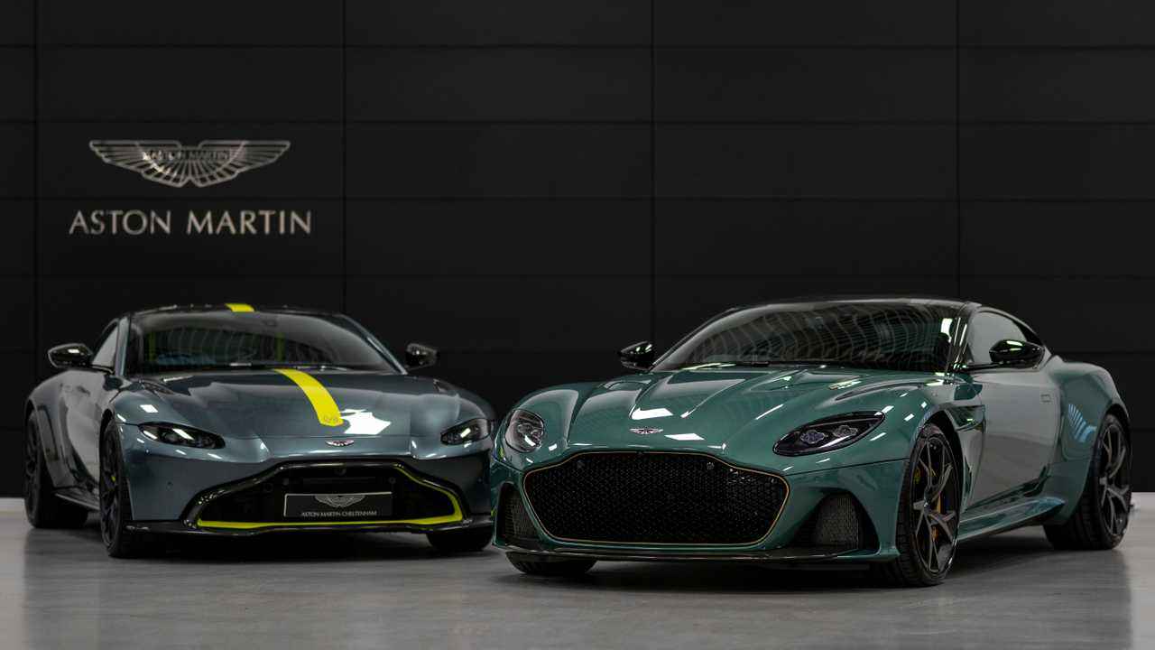 Aston Martin 59 Editions