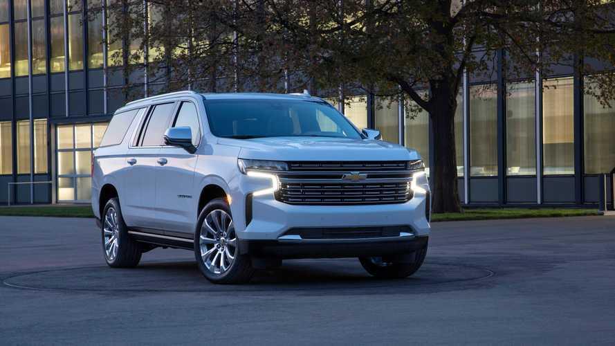 2021 Chevrolet Suburban | Motor1.com Photos