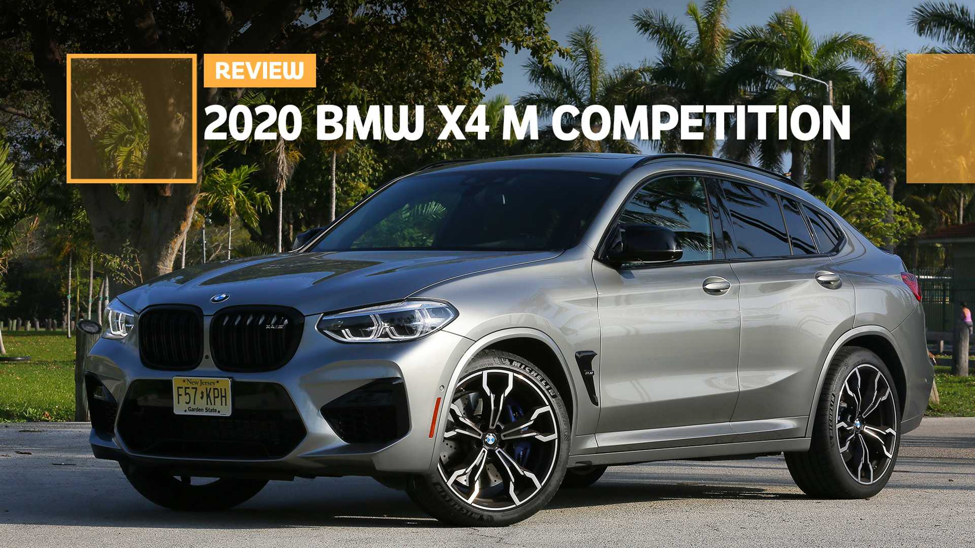 2020 Bmw X4 M Competition Review Over The Edge
