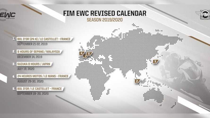 MotoGP, WSBK Encourage #RidersAtHome; More Calendar Changes