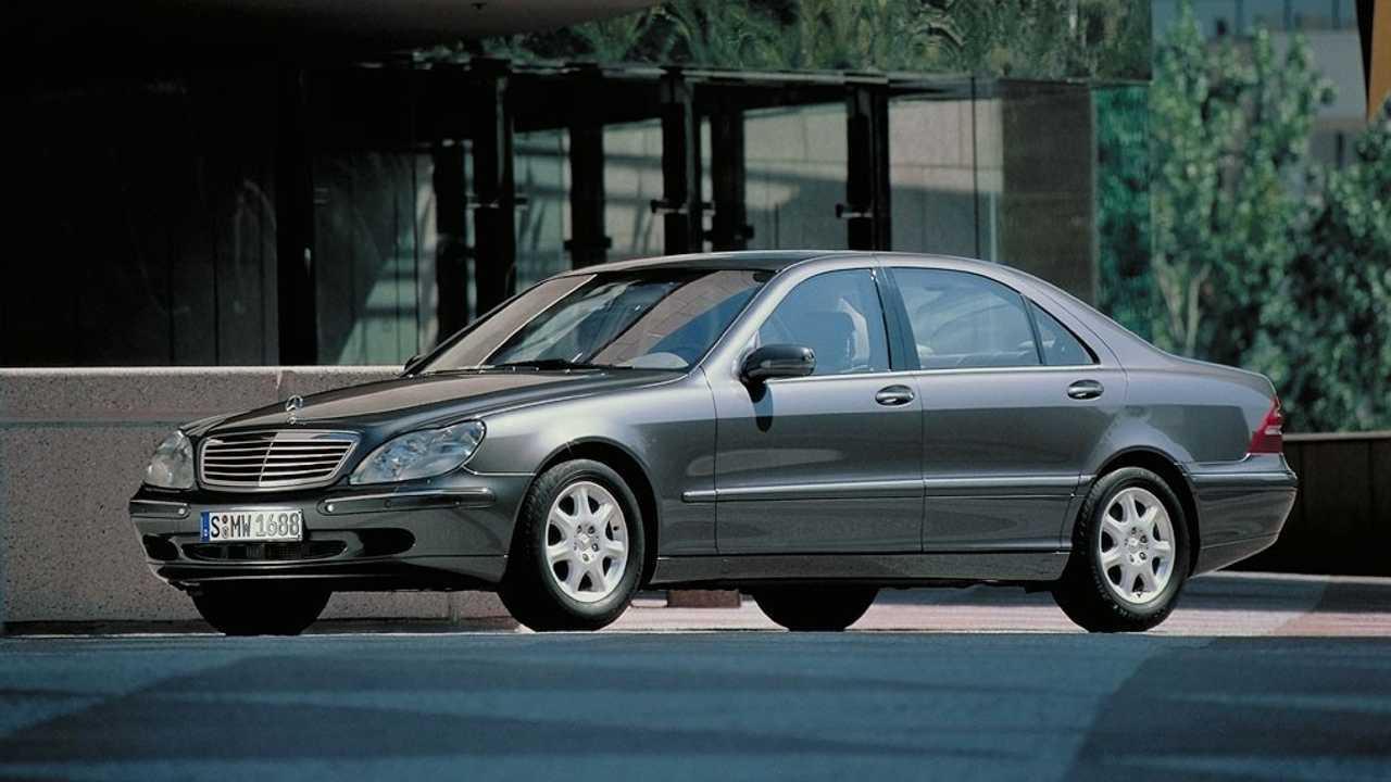 Mercedes-Benz Classe S W220