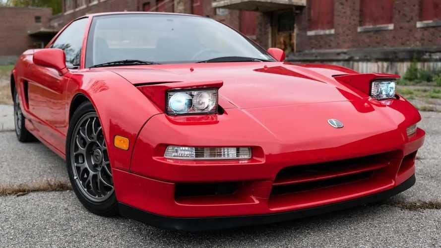 1999 Acura NSX Zanardi Edition For Sale