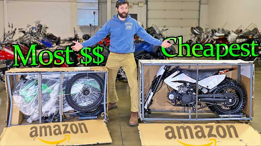 Amazon Will Sell You A Dirt Bike For Under $1000