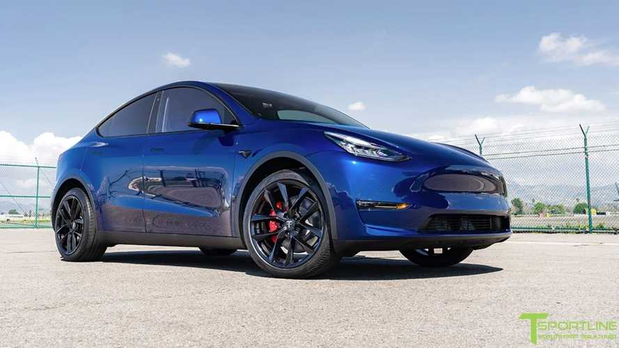 Check Out This Custom Tesla Model Y from TSportline