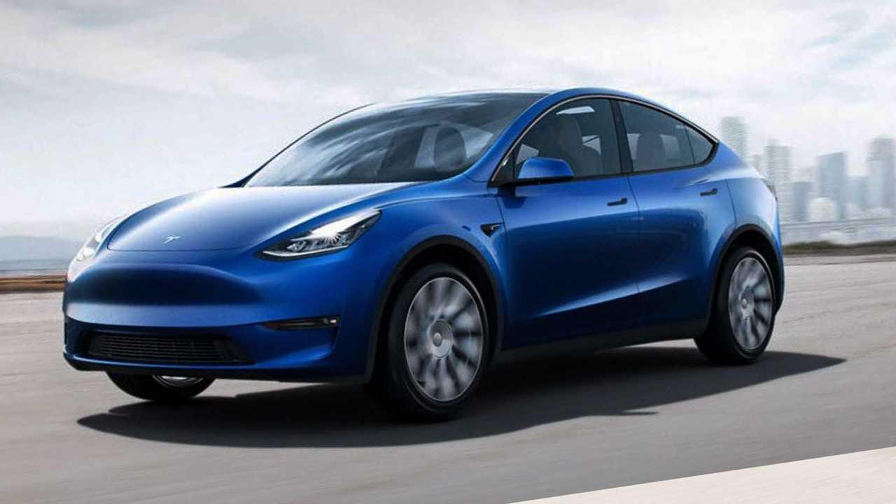La Tesla Model Y