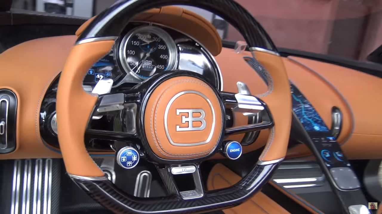 Supercar Blondie Checks Out The Bugatti Atlantic That Never Was