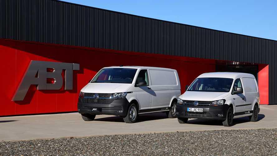 Az ABT elkészítette az új VW Transporter elektromos változatát